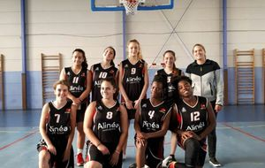 U17 F : Défaite à Saint-Cloud